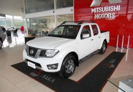 Nissan Frontier SV Attack AT 4X4 Cabine Dupla 2.5 Turbo Eletronic