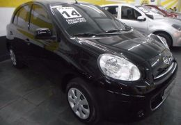 Nissan March S 1.6 16V Flex