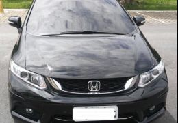 Honda Civic LXR 2.0 i-VTEC (Flex) (Aut)