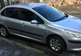 Peugeot 307 Sedan Presence 1.6 16V (flex)