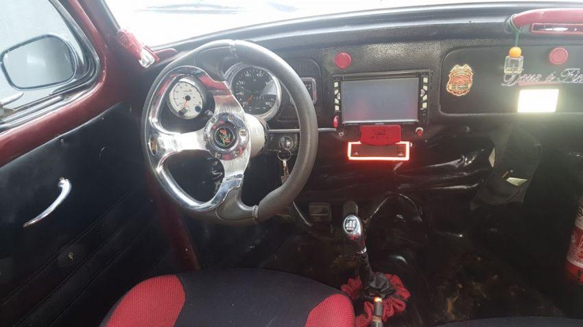 Volkswagen Fusca 1300 - Foto #4