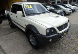 Mitsubishi L200 Sport GLS 4X4 Cabine Dupla 2.4 Turbo Diesel 16V