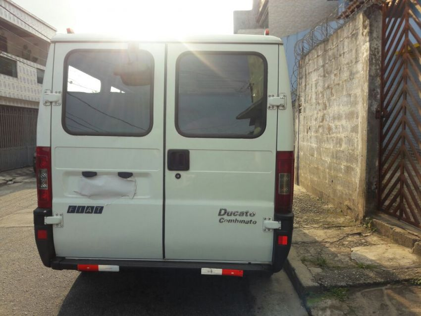 Fiat Ducato Combinato Van 2.8 Turbo - Foto #4