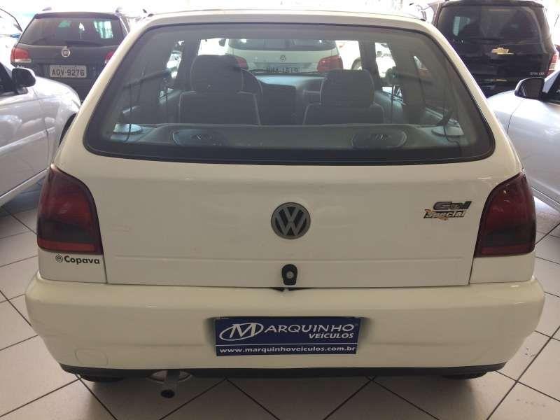 Volkswagen Gol Special 1.0 MI 2p - Foto #5