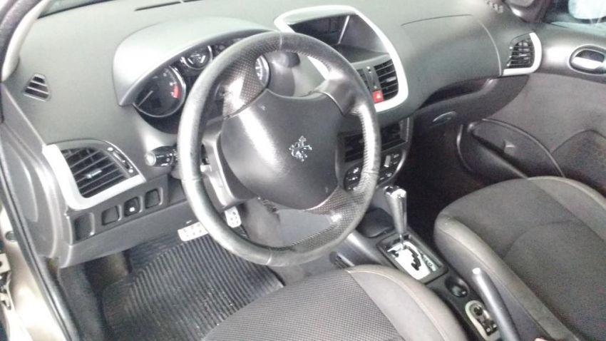 Peugeot 207 SW XS 1.6 16V (flex) (aut) - Foto #4