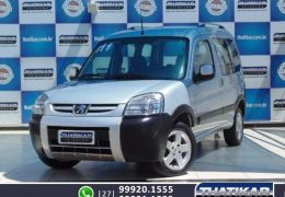Peugeot Partner Escapade Pack 1.6 16V Flex
