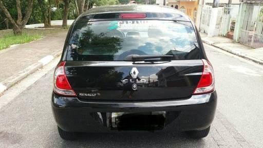 Renault Clio Expression 1.0 16V (Flex) - Foto #2