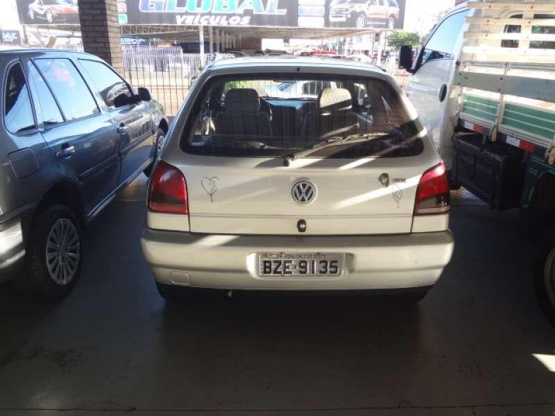 Volkswagen Gol Plus 1.0 i - Foto #5