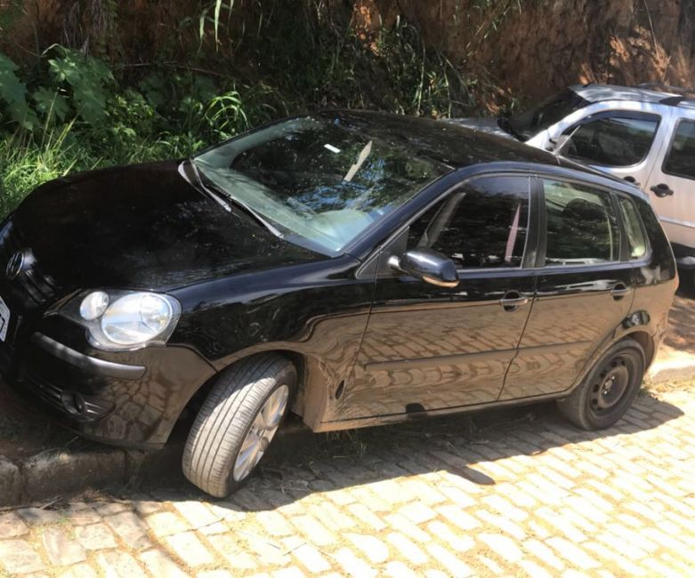 Volkswagen Polo Hatch. Bluemotion 1.6 8V (Flex) - Foto #4