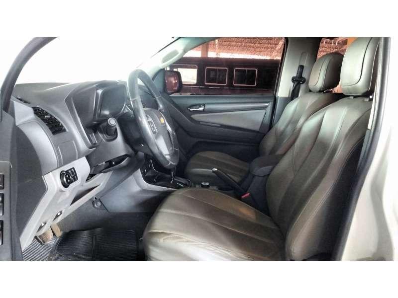 Chevrolet S10 2.8 CTDI 4x4 LTZ (Cabine Dupla) (Aut) - Foto #6