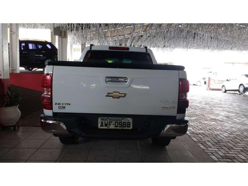 Chevrolet S10 2.8 CTDI 4x4 LTZ (Cabine Dupla) (Aut) - Foto #8