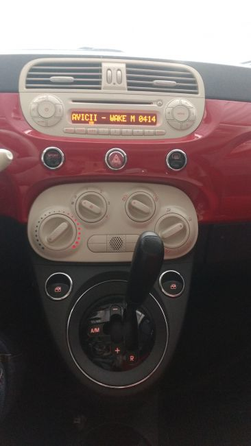 Fiat 500 Cult Dualogic 1.4 8V - Foto #2