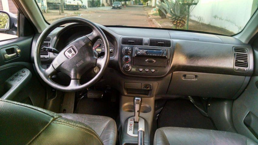 Honda Civic Sedan LXL 1.7 16V (aut) - Foto #6