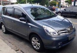 Nissan Livina S 1.8 16V Flex
