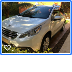Peugeot 2008 Allure 1.6 16V (Flex) (Aut) - Foto #4