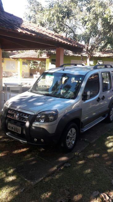 Fiat Doblò Adventure Try On 1.8 8V (Flex) - Foto #8