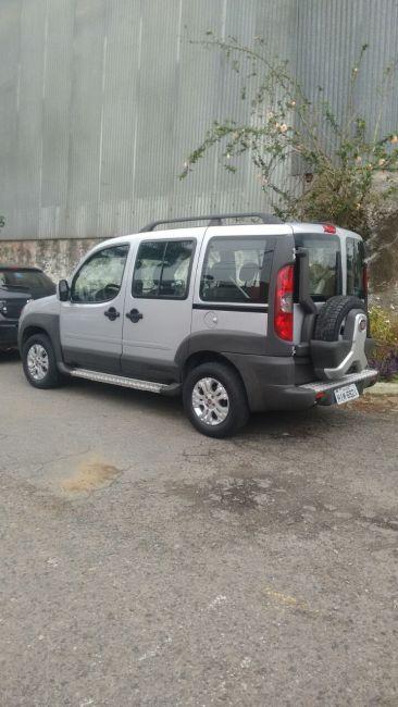 Fiat Doblò Adventure Try On 1.8 8V (Flex) - Foto #9