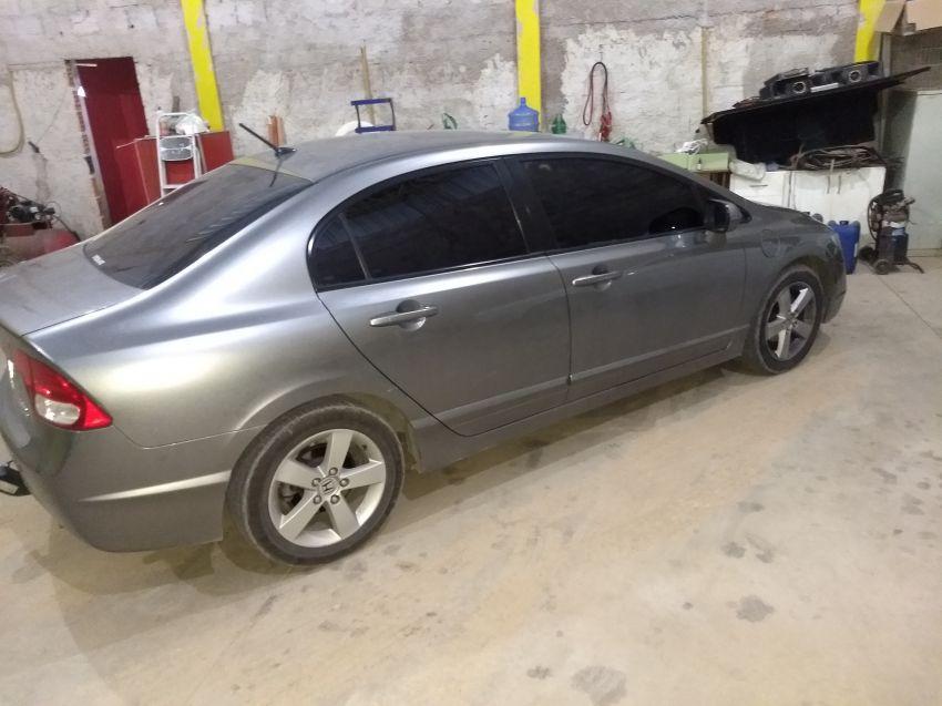 Honda Civic 1.8 i-VTEC LXS (Aut) (Flex) - Foto #2