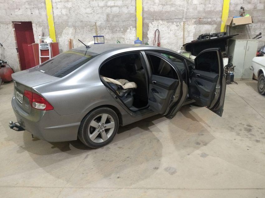 Honda Civic 1.8 i-VTEC LXS (Aut) (Flex) - Foto #4
