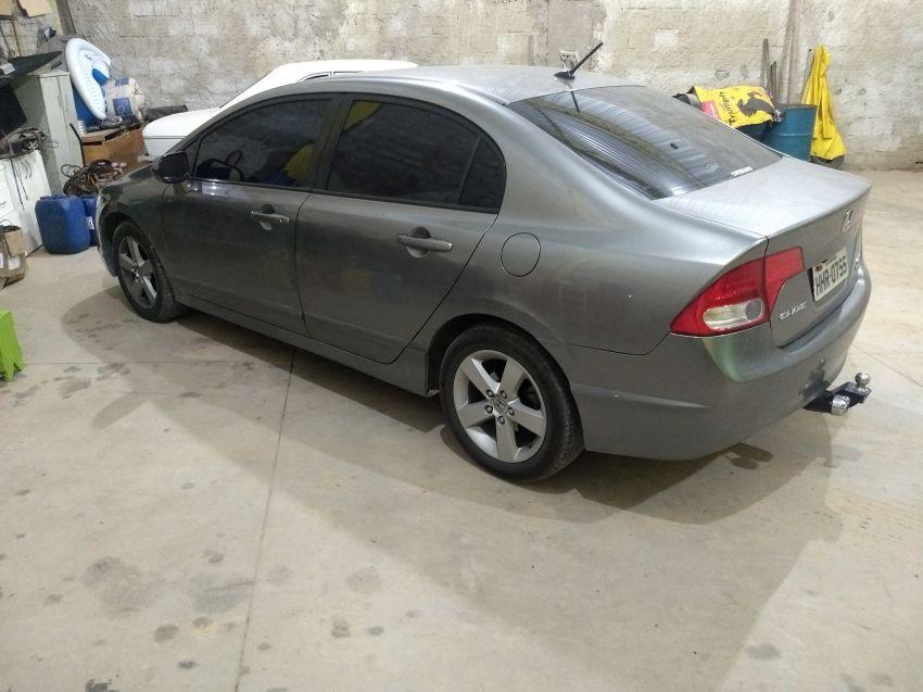 Honda Civic 1.8 i-VTEC LXS (Aut) (Flex) - Foto #9