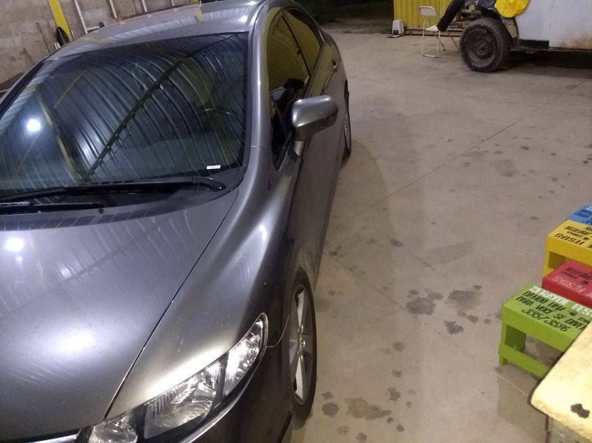 Honda Civic 1.8 i-VTEC LXS (Aut) (Flex) - Foto #10
