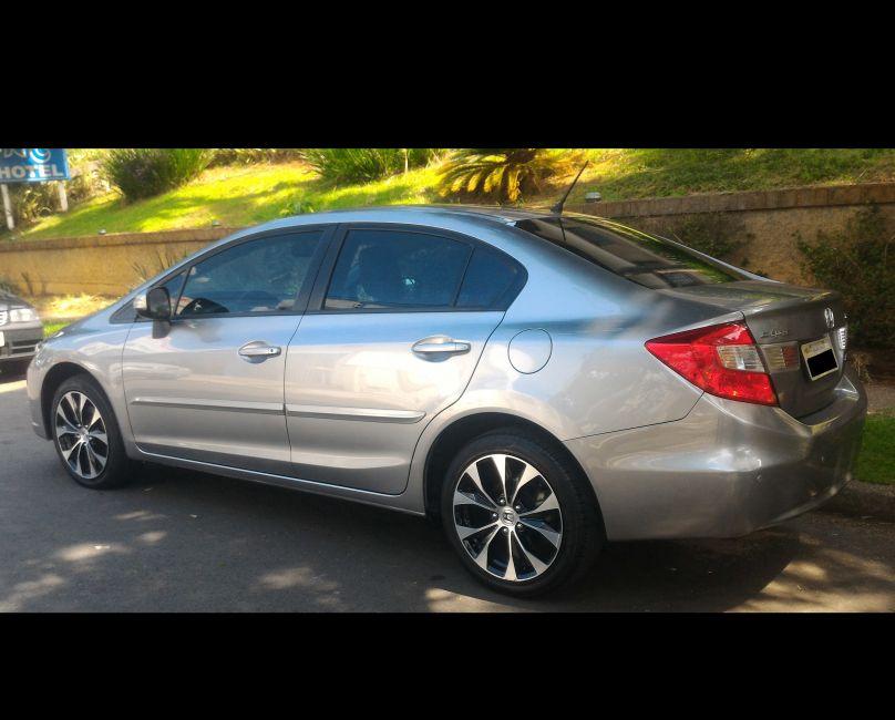 Honda Civic LXR 2.0 i-VTEC (Flex) (Aut) - Foto #3