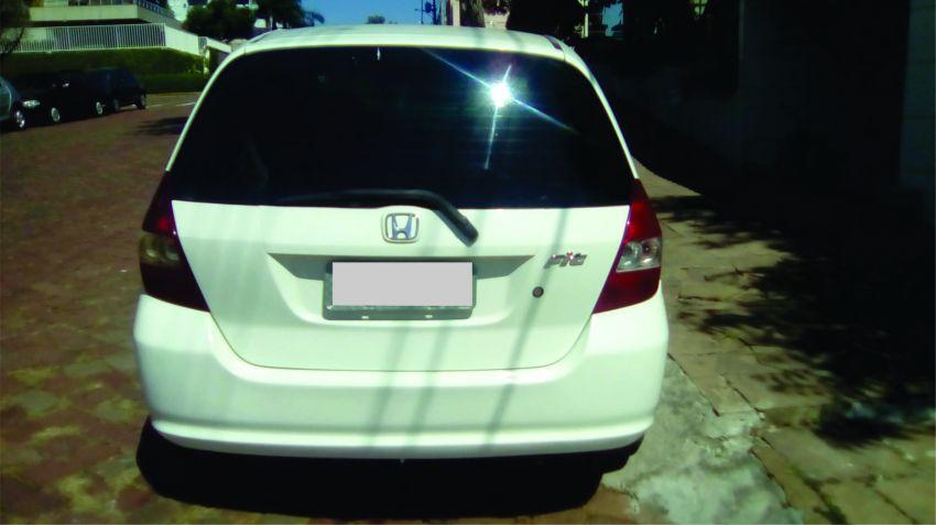 Honda Fit LXL 1.4 - Foto #2