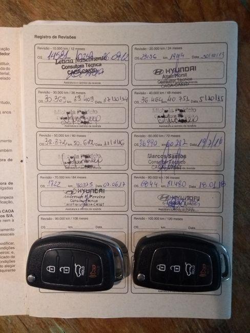 Hyundai ix35 2.0 GLS Básico (aut) - Foto #8