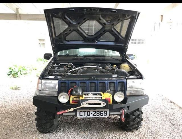 Jeep Cherokee 3.2 V6 Limited 4WD - Foto #9