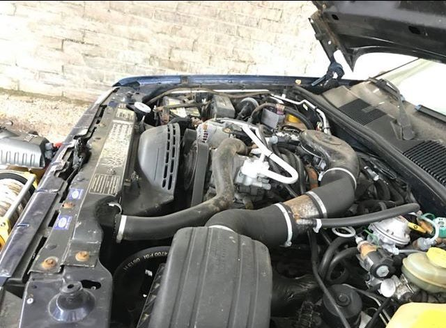 Jeep Cherokee 3.2 V6 Limited 4WD - Foto #10