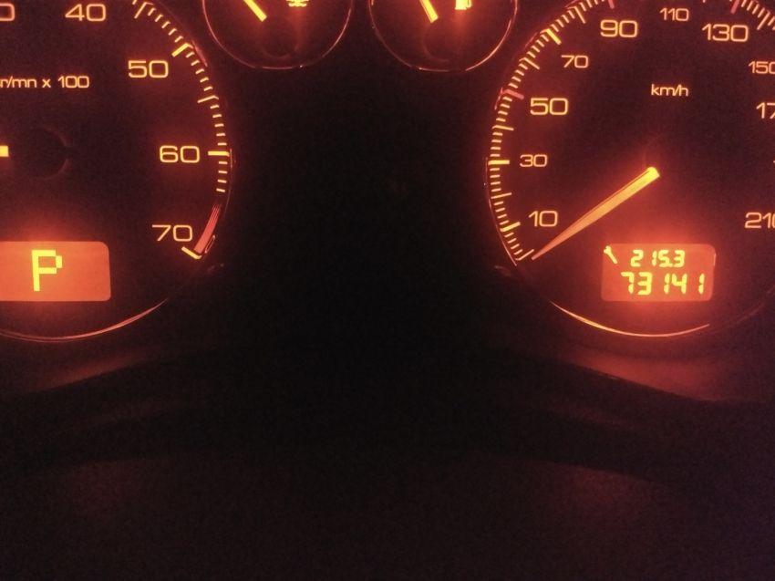 Peugeot 307 Hatch. Presence Pack 2.0 16V (aut) (flex) - Foto #1