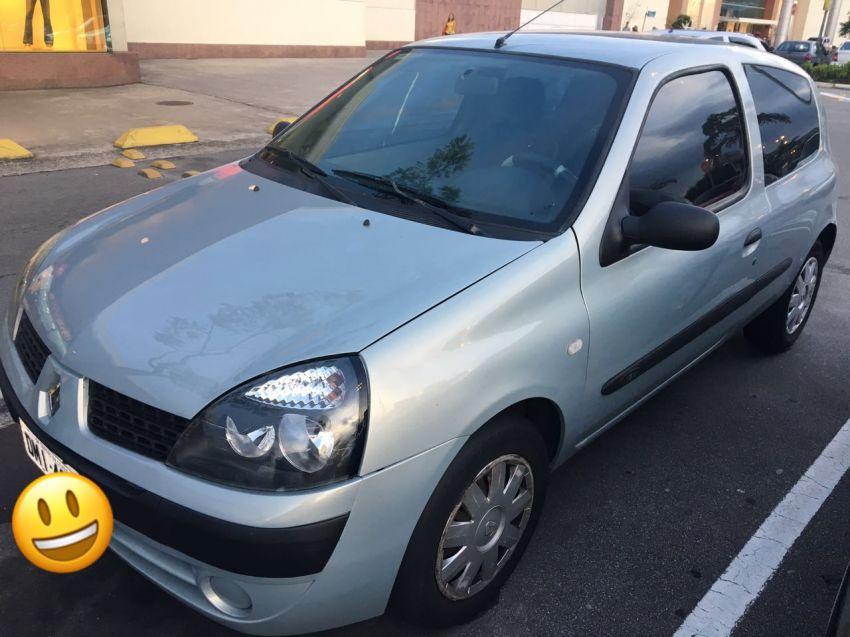 Renault Clio 1.0 16V (flex) 2p - Foto #7