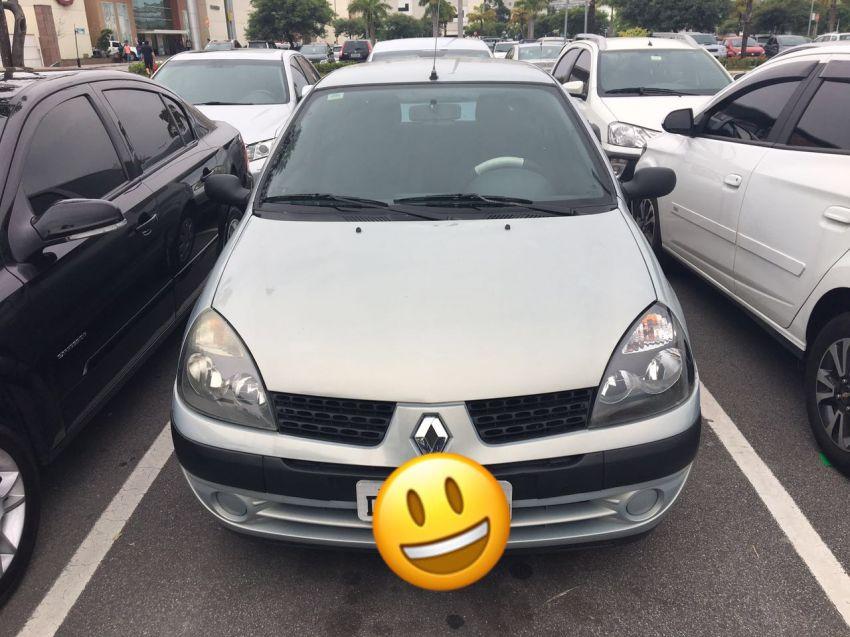 Renault Clio 1.0 16V (flex) 2p - Foto #8