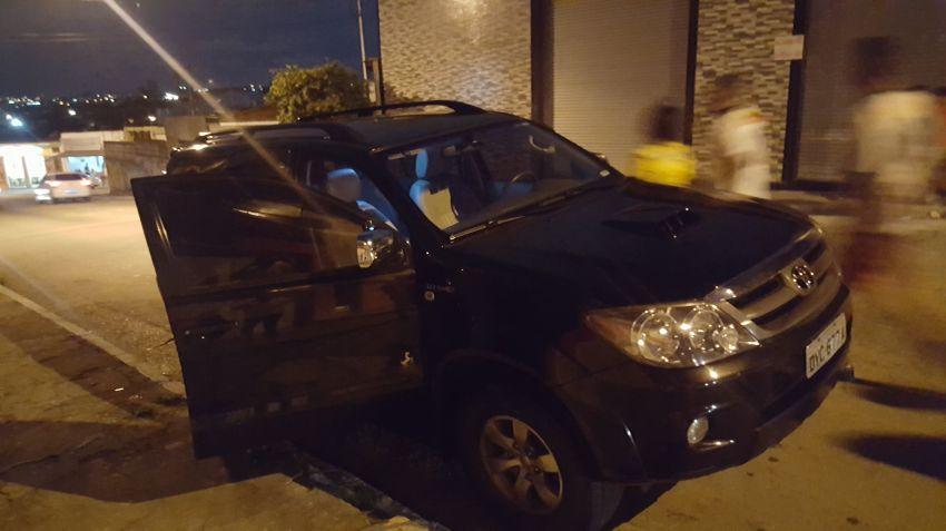 Toyota Hilux SW4 3.0 TDI 4x4 SRV 5L (Aut) - Foto #4