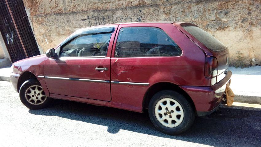 Volkswagen Gol CL 1.6 (motor AP) - Foto #4