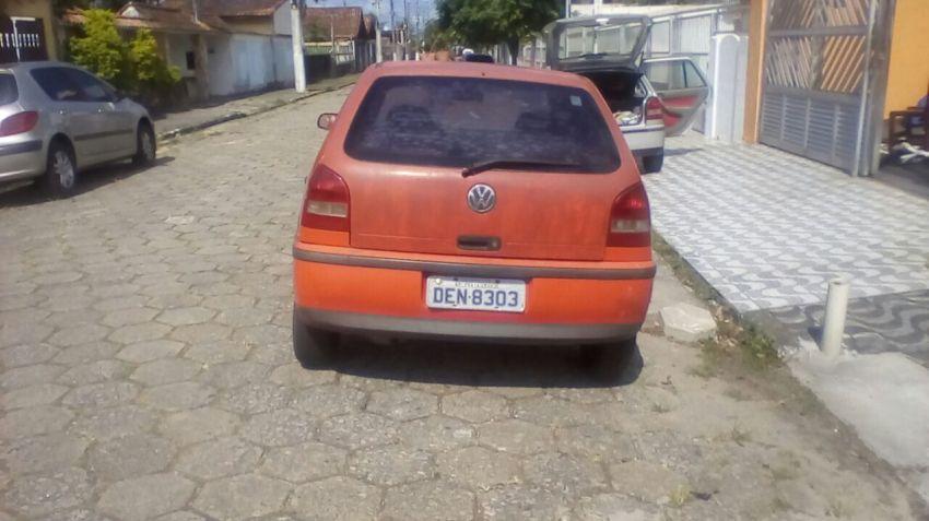 Volkswagen Gol 1.0 - Foto #4