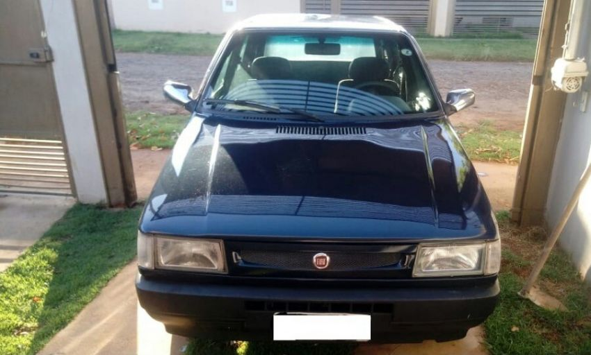 Fiat Uno Mille ELX 1.0 4p - Foto #4