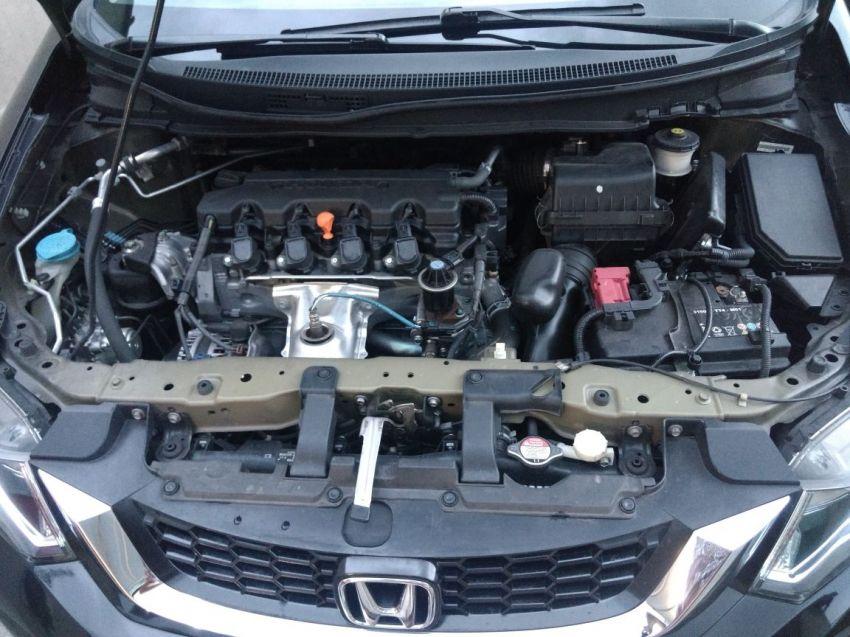 Honda Civic LXR 2.0 i-VTEC (Flex) (Aut) - Foto #9