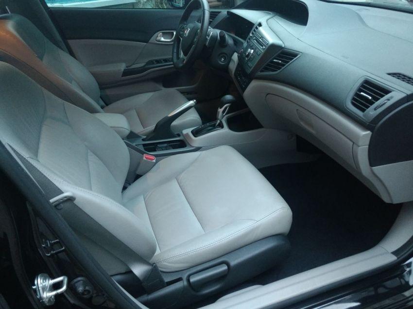 Honda Civic LXR 2.0 i-VTEC (Flex) (Aut) - Foto #10