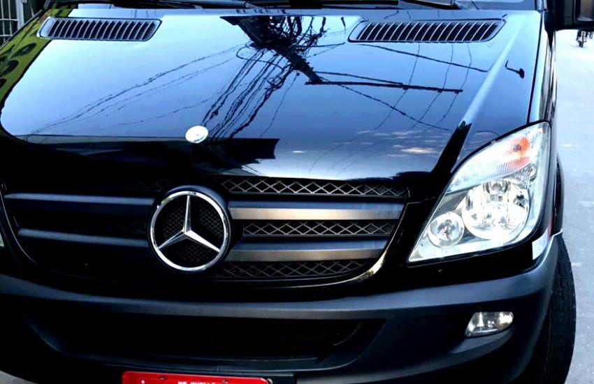 Mercedes-Benz Sprinter 415 CDI Van Luxo TA - Foto #2