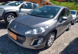 Peugeot 308 1.6 16V Allure (flex)