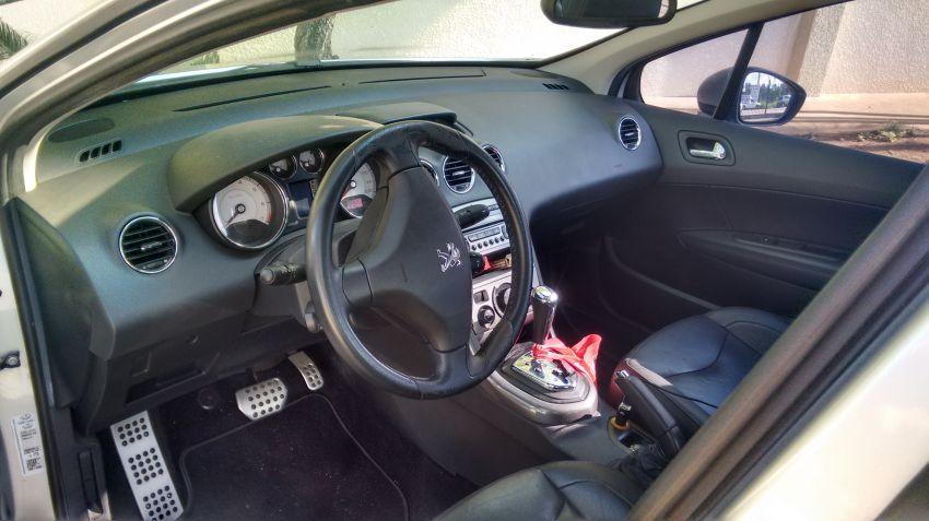 Peugeot 408 Feline 2.0 16V (aut)(Flex) - Foto #6
