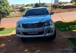 Toyota Hilux 2.7 Flex 4x4 CD SRV (Aut)