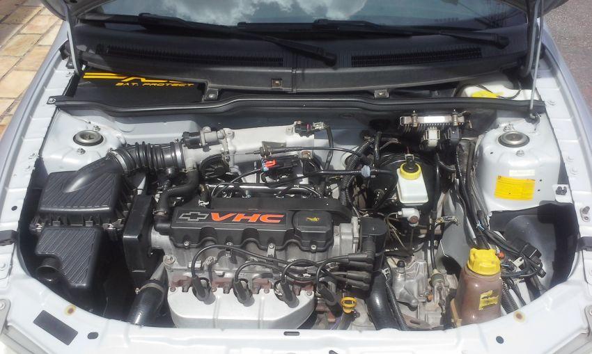 Chevrolet Celta 1.0 VHC - Foto #7