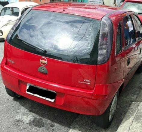 Chevrolet Corsa Hatch Joy 1.0 - Foto #4
