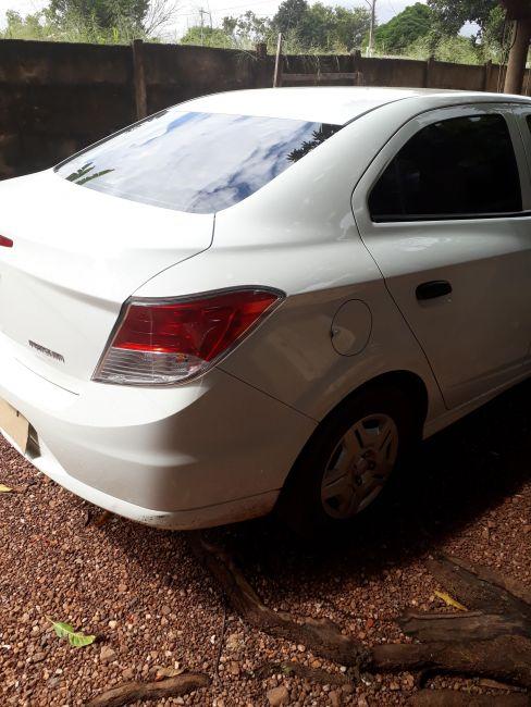 Chevrolet Prisma Joy 1.0 (Flex) - Foto #7