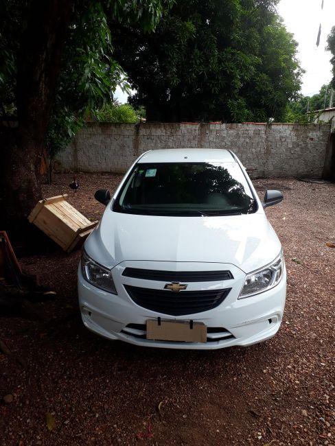 Chevrolet Prisma Joy 1.0 (Flex) - Foto #9