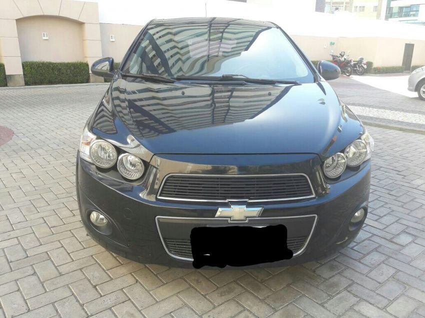 Chevrolet Sonic Hatch LTZ (Aut) - Foto #1