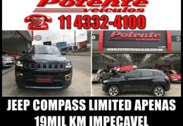 Jeep Compass Limited High Tech 2.0 16V Flex