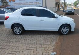 Renault Logan Expression 1.6 16V SCe Easy-R (Flex)